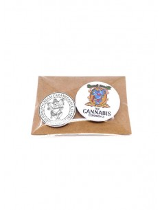Paquet de Badges Sweet Seeds®