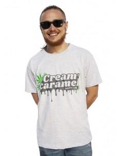 Camiseta Hombre Cream Caramel®