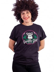GORILLA GIRL® T-SHIRT WOMEN