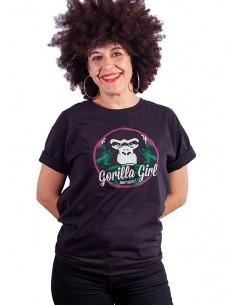 CAMISETA GORILLA GIRL® MUJER