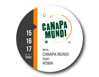 Canapa Mundi Roma