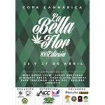 """Copa cannabica """"La Bella Flor"""" XVI Edición"""
