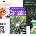 #FelizDiaDelLibro Libros cannabicos recomendados