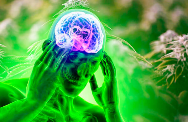 marihuana dolor de cabeza
