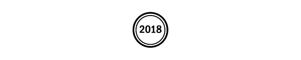 NOUVEAUTÉS 2018