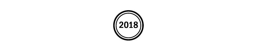 NOVITÀ 2018